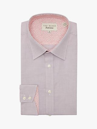 Ted Baker Guppi Long Sleeve Check Shirt