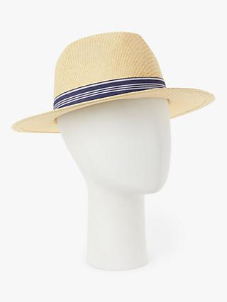 45251643fcb6b John Lewis   Partners Failsworth Fedora Hat