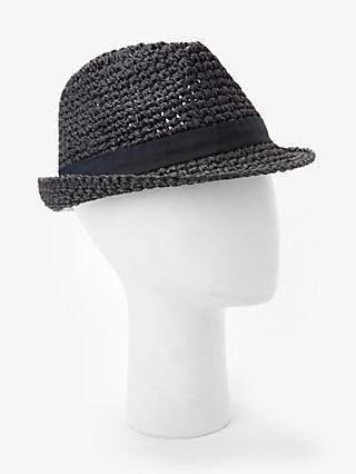 ff87482f6af John Lewis   Partners Classic Trilby Hat