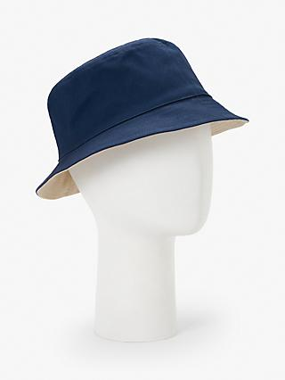 d693510badad John Lewis   Partners Reversible Bucket Hat