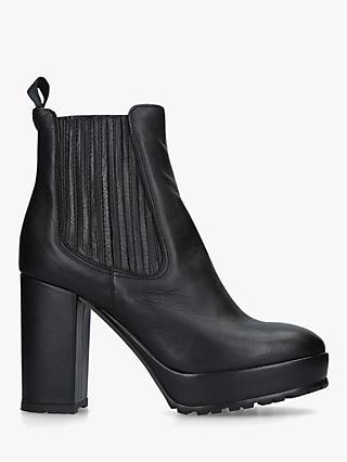 1d97344ac30 Kurt Geiger London Spice Heeled Ankle Boots