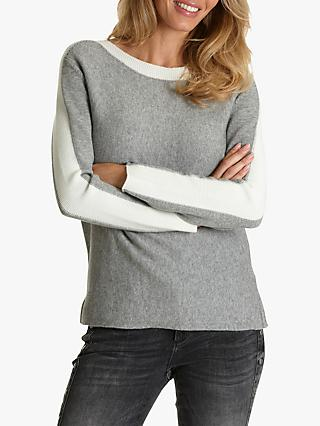 Betty Barclay Sporty Jumper, Silver