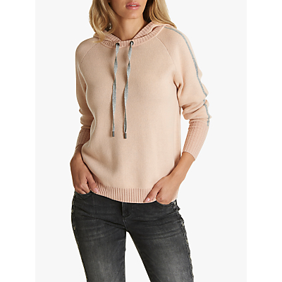 Betty Barclay Hooded Jumper, Apricot