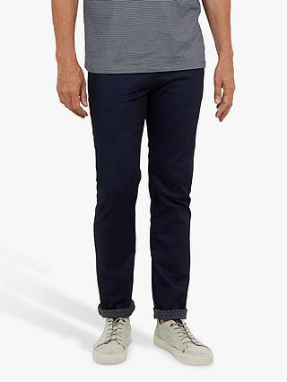 Buy Ted Baker T for Tall Shand Slim Fit Jeans, Blue Denim, 34L Online at johnlewis.com