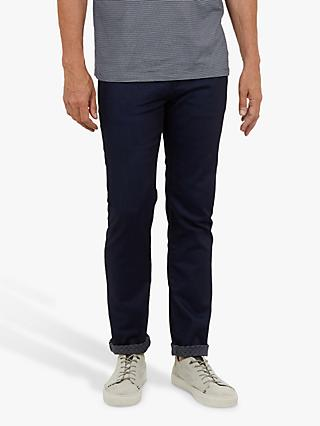 Ted Baker T for Tall Shand Slim Fit Jeans, Blue Denim