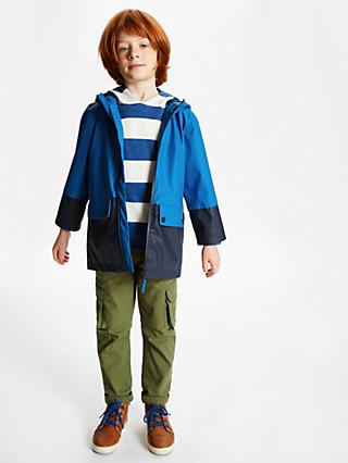 bd897850a58 John Lewis   Partners Boys  Mac Coat