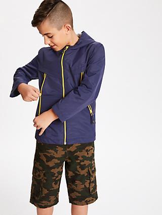 99b8b5ec8d0 John Lewis   Partners Boys  Hooded Jacket