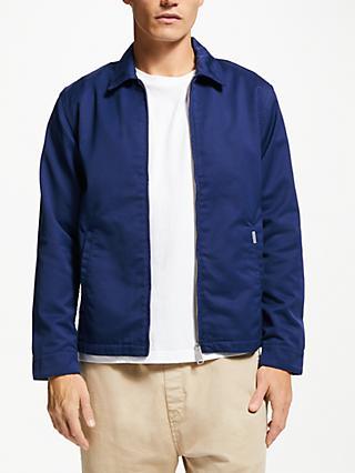 bd5efdd588 Carhartt WIP Modular Jacket, Metro Blue
