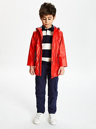 John Lewis & Partners Boys' Mac Coat