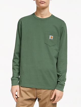 Carhartt WIP Long Sleeve Pocket T-Shirt, Adventure