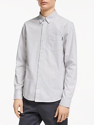 Carhartt WIP Long Sleeve Pocket Shirt, Cinder