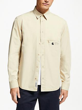 56efecc4b49 Carhartt WIP Coleman Long Sleeve Shirt