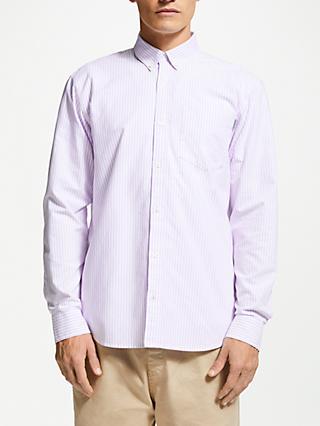 a9dd59478dc Carhartt WIP Karev Long Sleeve Stripe Shirt