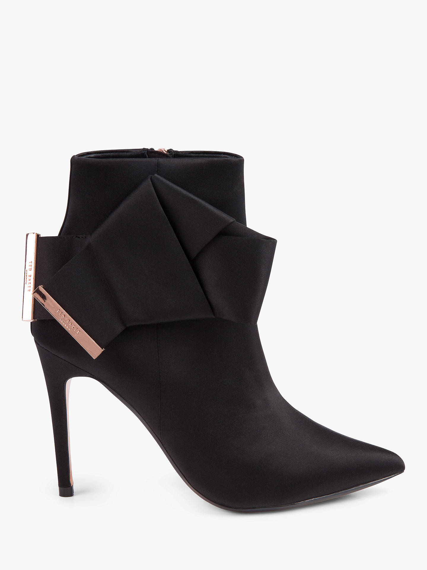 60adf30d8b2 Buy Ted Baker Celiah High Stiletto Heel Ankle Boots