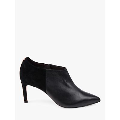 Ted Baker Akasha Stiletto Heel Ankle Boots, Black