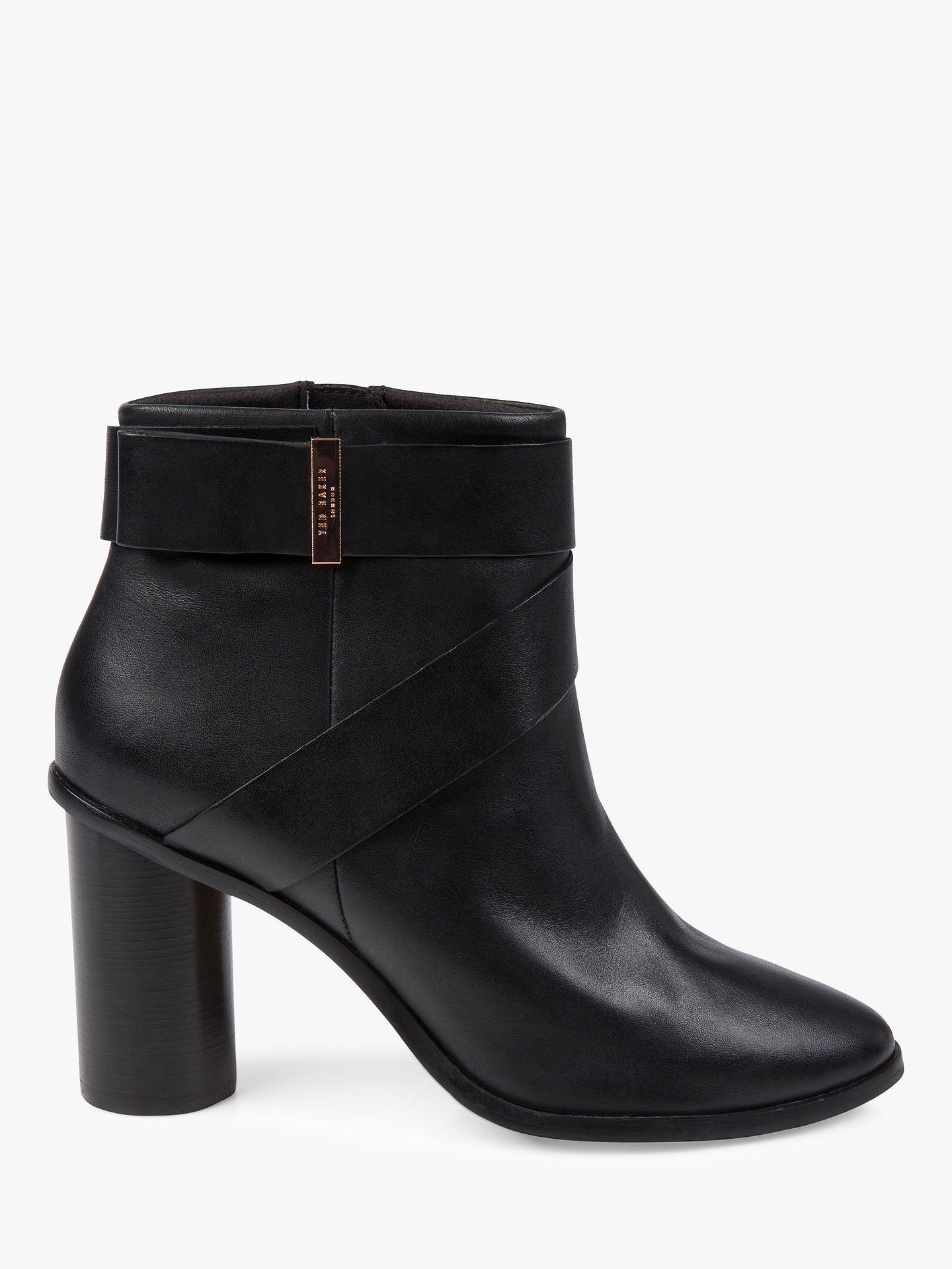 32e84dc04 Buy Ted Baker Matyna Block Heeled Ankle Boots