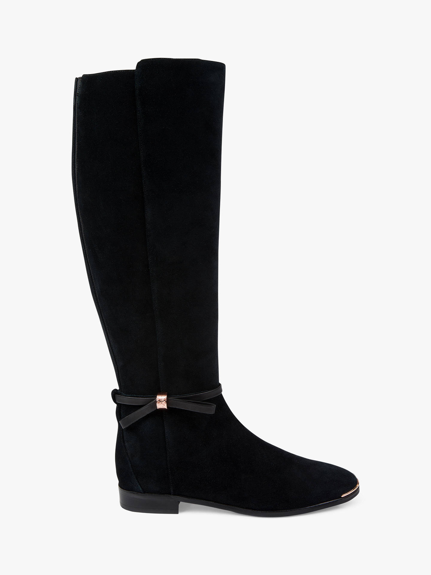 23f18463aa6 Ted Baker Lykla Knee High Boots at John Lewis   Partners