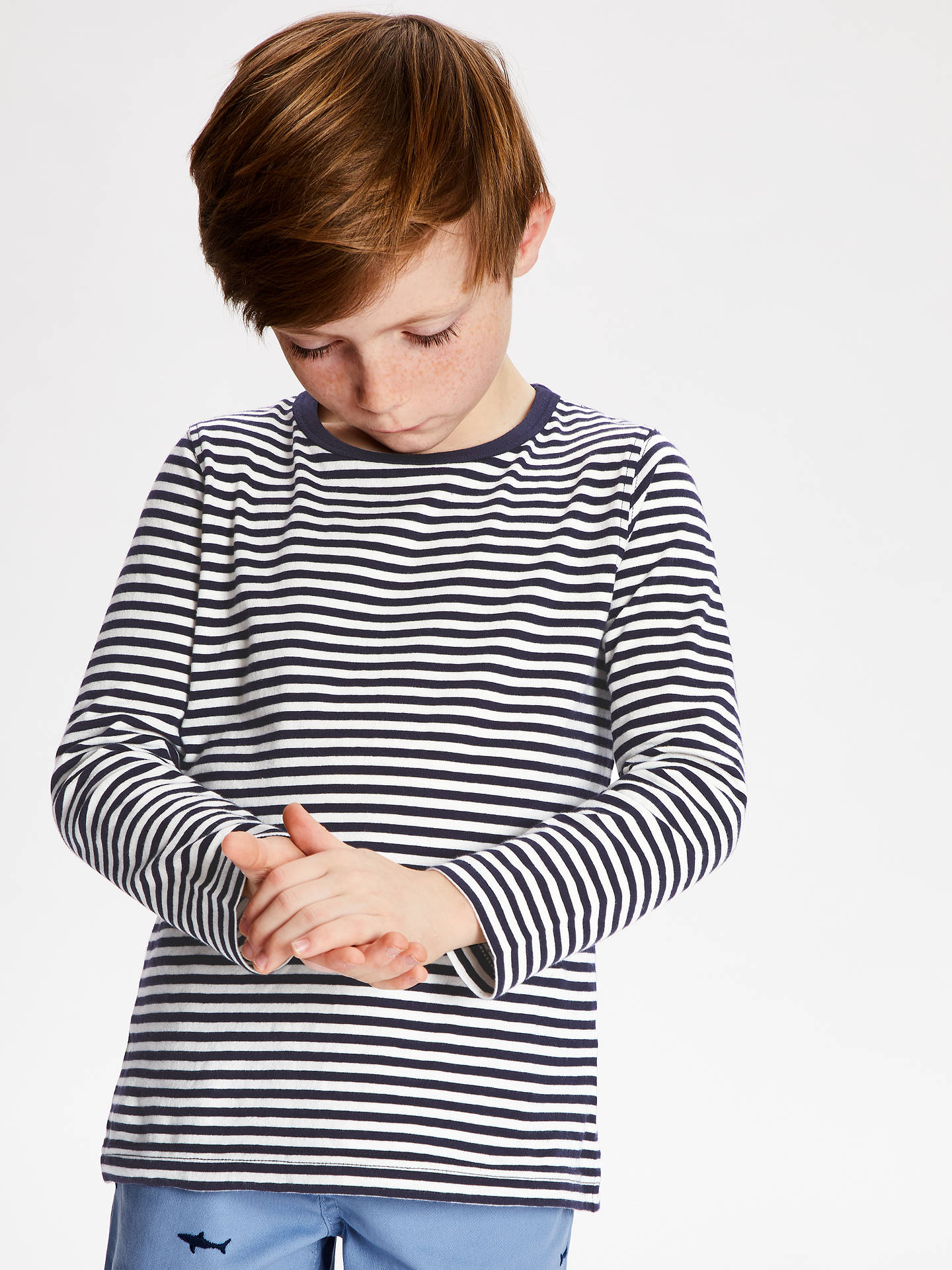 1ccdca581 Buy John Lewis   Partners Boys  T-Shirts