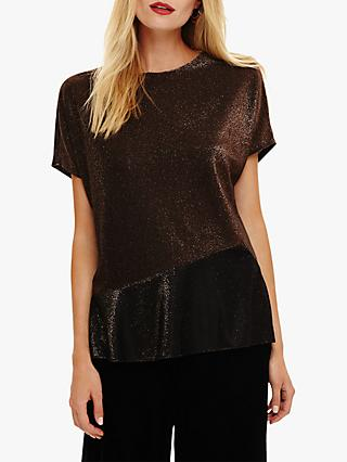 Phase Eight Lenny Top, Bronze