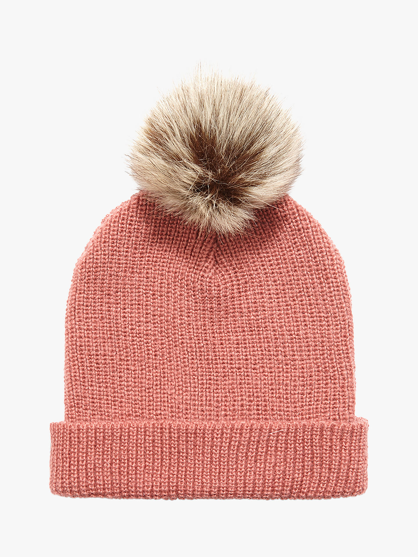 306208c9e5b Buy Phase Eight Violetta Pom Pom Beanie Hat