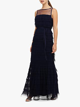 Phase Eight Collection 8 Fleur Maxi Dress, Sapphire