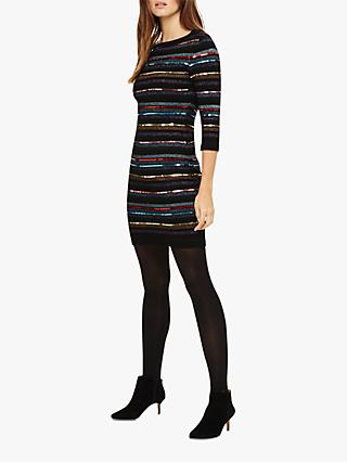 Phase Eight Jesse Knit Dress, Multicoloured