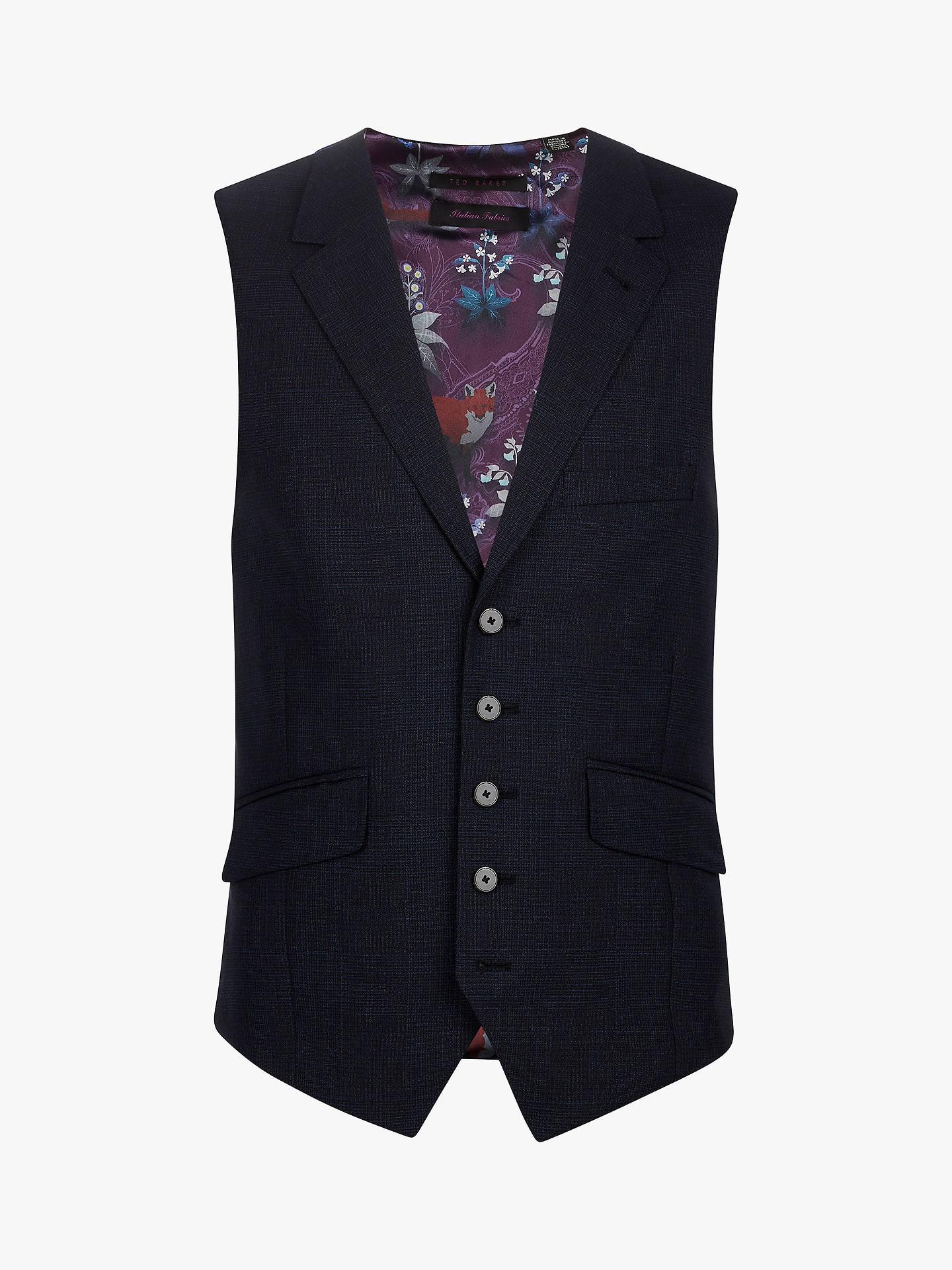 7a4c10563f66e9 Homepage · Men · Men s Waistcoats. Buy Ted Baker Wovin Waistcoat