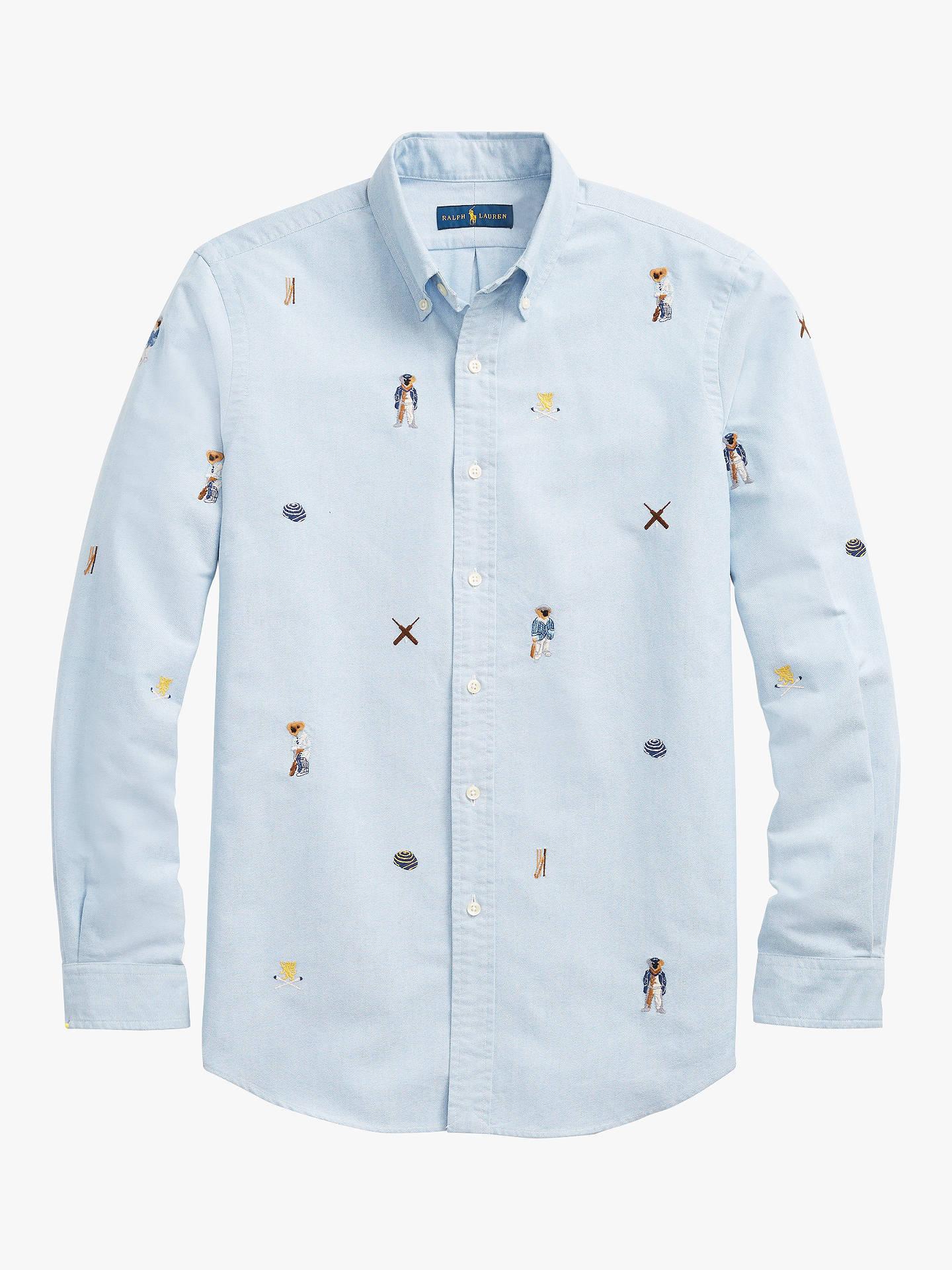 7cab72057 ... Buy Polo Ralph Lauren Cricket Bear Shirt