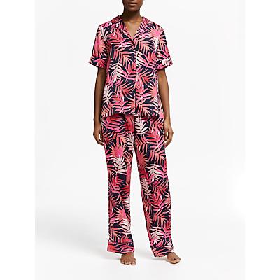 John Lewis Palmer Leaf Print Pyjama Set 372385c73