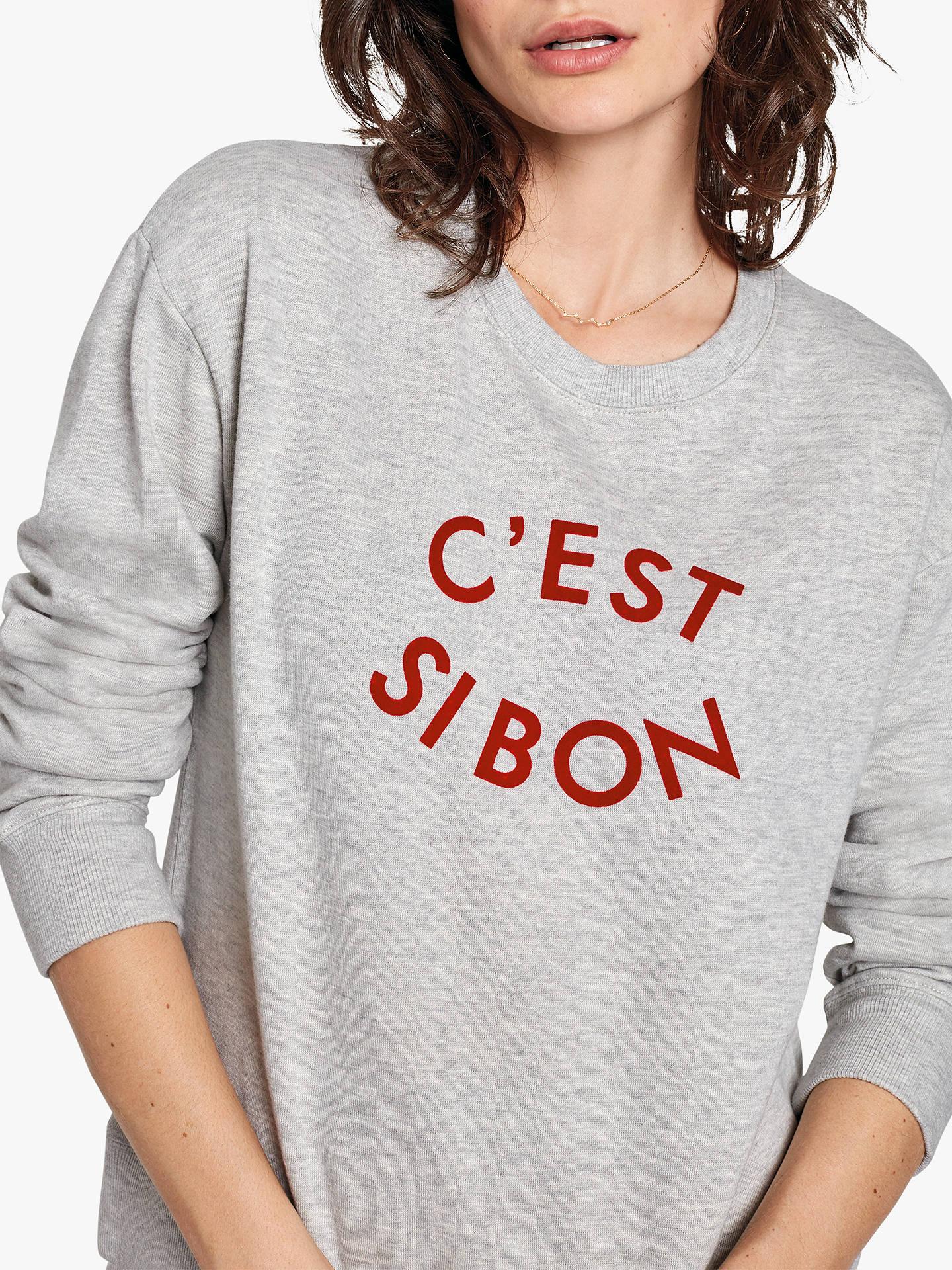 C'est Si Bon Hush Sweatshirt