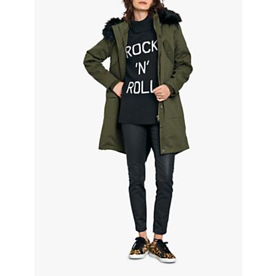 hush Britt Parka Jacket