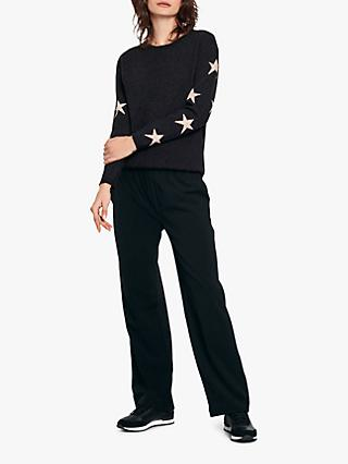 hush Ziggy Star Jumper, Charcoal Marl