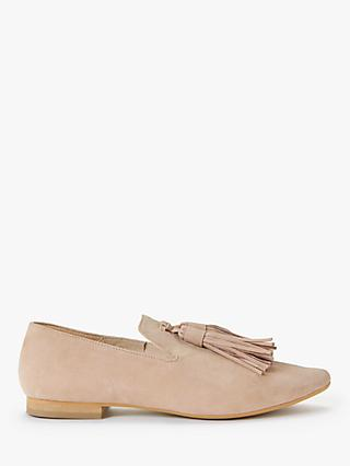 19a3f29f4 Modern Rarity Gabby Tassel Loafers