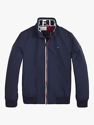 Tommy Hilfiger Boys' Essential Jacket, Navy