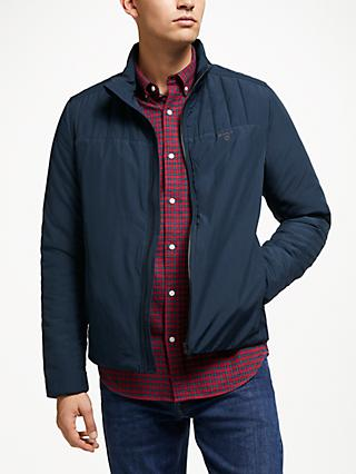 be11678aa2 GANT | Men's Coats & Jackets | John Lewis & Partners