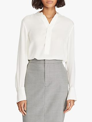 88df83d13f8967 Polo Ralph Lauren Desra Silk Shirt