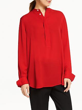 303aabb64354b Polo Ralph Lauren Desra Silk Shirt