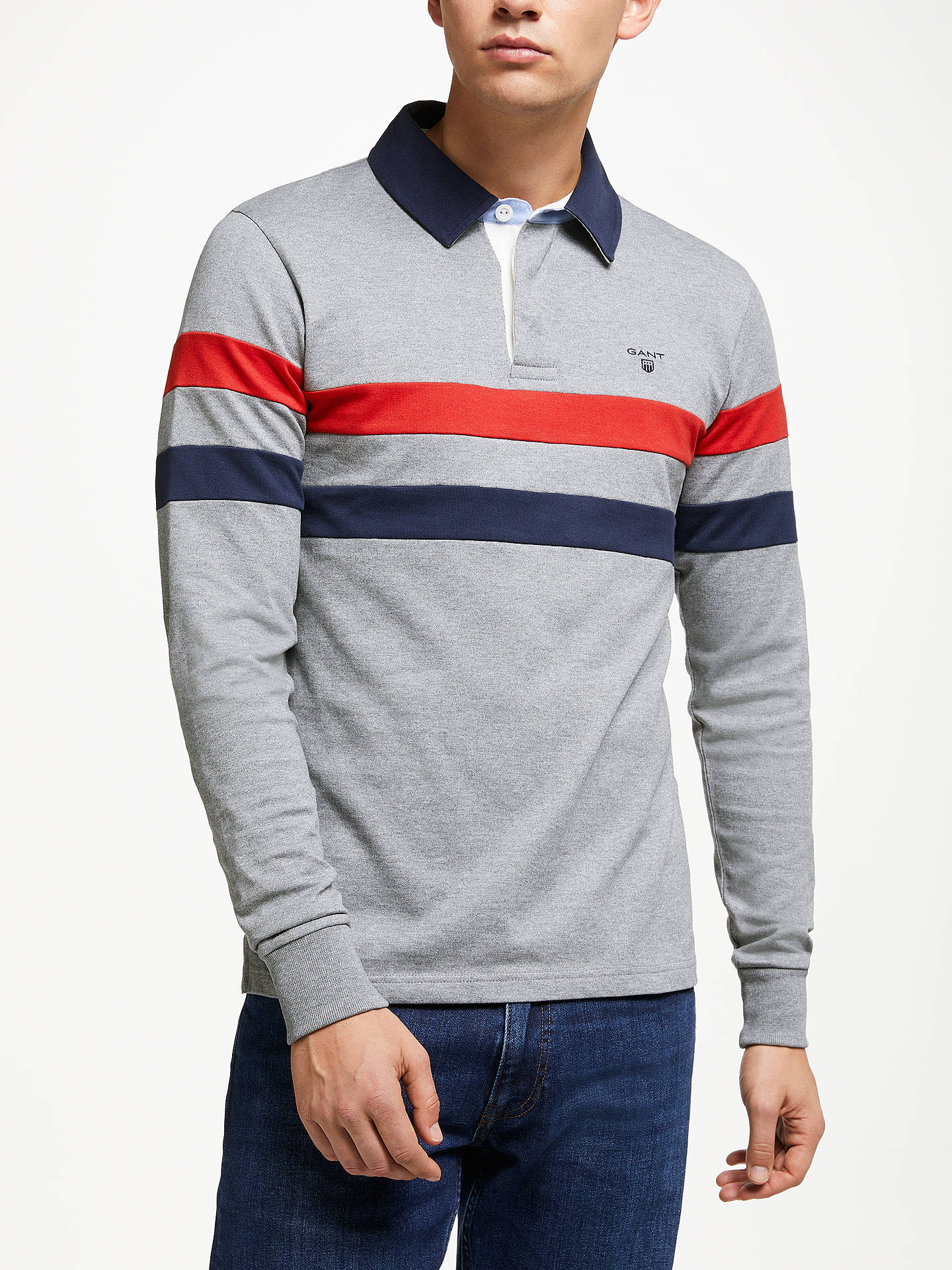 Helpful Gant Xl Rugby Top Shirts & Tops