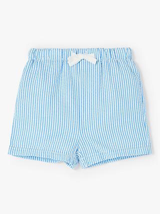 John Lewis   Partners Baby Stripe Swim Shorts b2188c3ad138