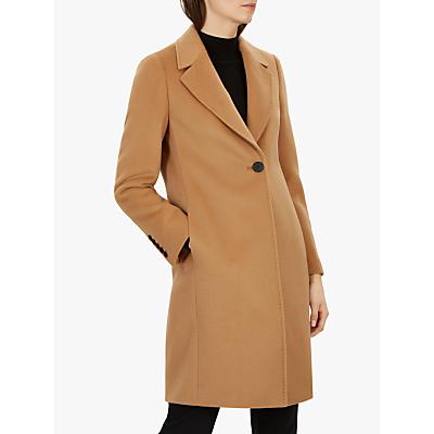 Jaeger Classic Wool Boyfriend Coat