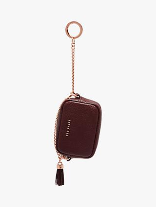 Ted Baker Mmorgan Leather Coin Purse Bag Charm