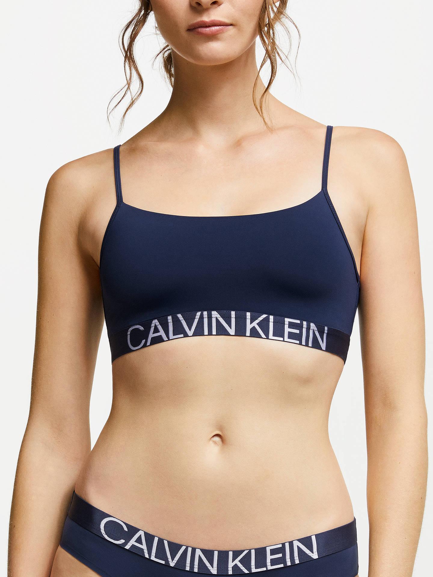 833828c10f Buy Calvin Klein Statement 1981 Bralette