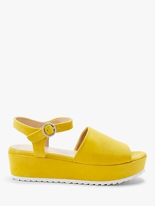 John Lewis & Partners Klara Flatform Open Toe Sandals