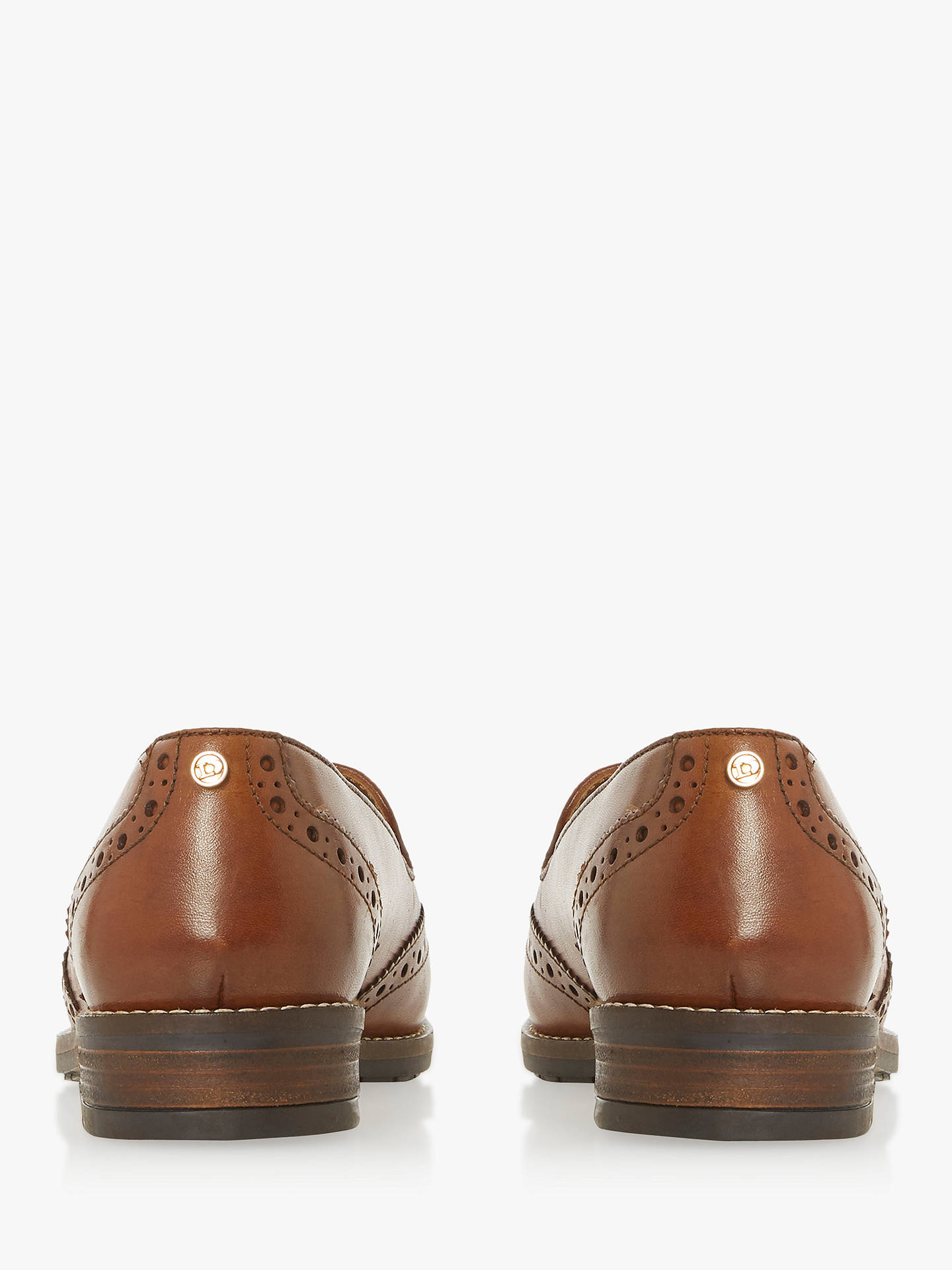 37f5827d6ab ... Buy Dune Wide Fit Gillian Tassel Brogue Loafers