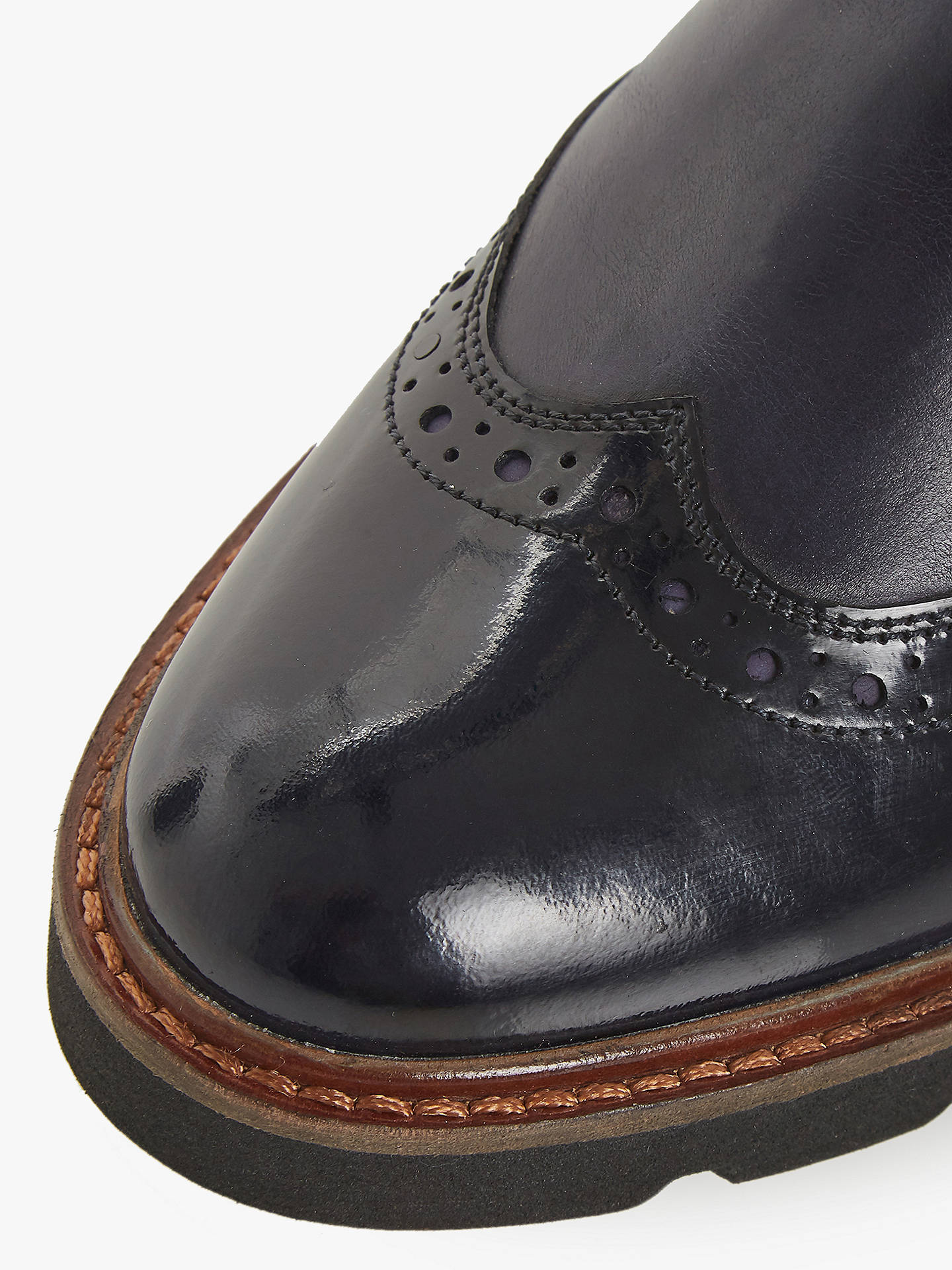 d5fcae31fed Dune Palomo Leather Chelsea Boots at John Lewis & Partners