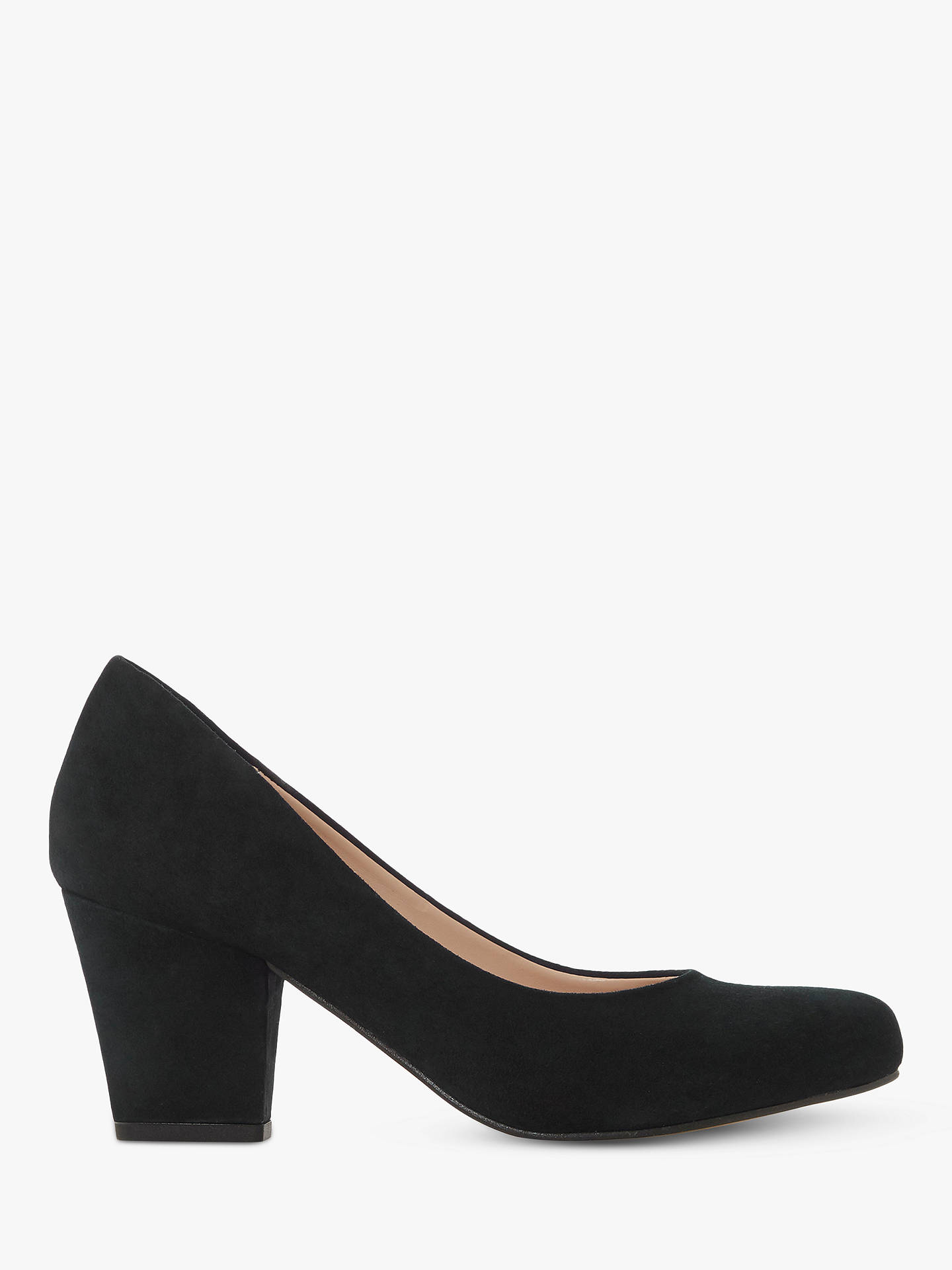 f6e505757dd Dune Anthea Mid Heel Court Shoes at John Lewis   Partners