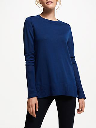 Winser London Merino Wool Crew Neck Jumper