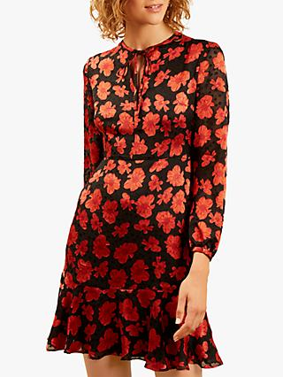 Fenn Wright Manson Noelle Dress, Red Multi