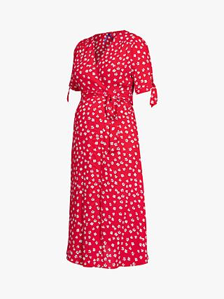 075ae18b25 Séraphine Bessie Floral Maternity Dress