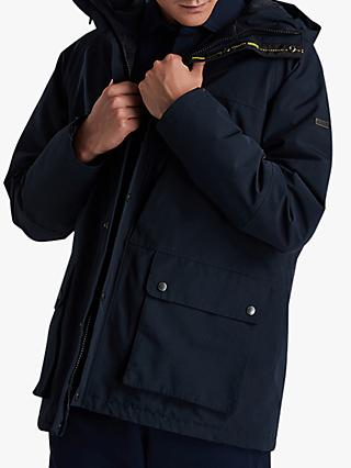 Barbour International Ridge Waterproof Parka